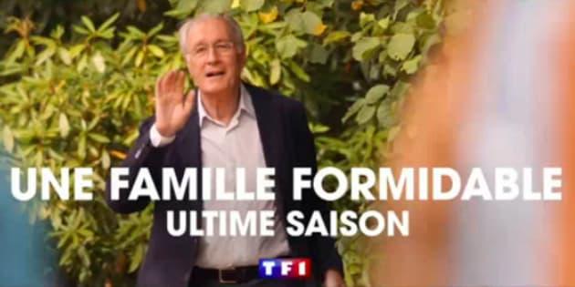"""C'est au détour d'une bande-annonce diffusé durant une page de publicité que TF1 a annoncé la fin programmée de """"Une famille formidable""""."""