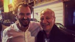 Jambe cassée pour Cyril Lignac après un violent accident de scooter à