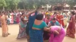 Fights, Angry Protests Over Bad Quality Spoil Telangana Government's Free Saree