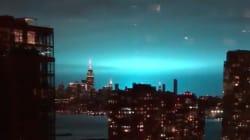 Non, ceci n'est pas une invasion extraterrestre à New York (même si ça y
