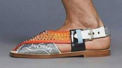 Ces sandales Louboutin créent la