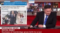 Vous reconnaissez-vous dans ce présentateur qui se fout du bébé