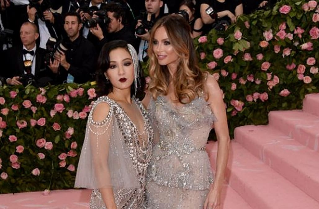 b7f273cb9e3 Met Gala 2019: Constance Wu wears Marchesa for Georgina Chapman's red  carpet return