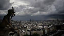 #FOTOS La fragilidad de la catedral de Notre