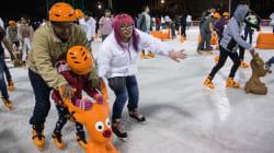 El Zócalo tuvo pista de hielo durante 11 navidades, ¿en dónde está en