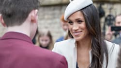 Meghan Markle Looks More Royal Than Ever For First Official Outing With The