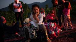 Esto es lo que pasará con la caravana migrante cuando llegue a la frontera de