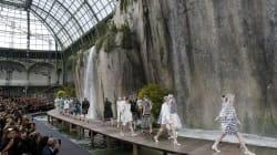 Chanel reconstitue les Gorges du Verdon dans le Grand