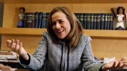 Margarita Zavala logra las firmas en 17