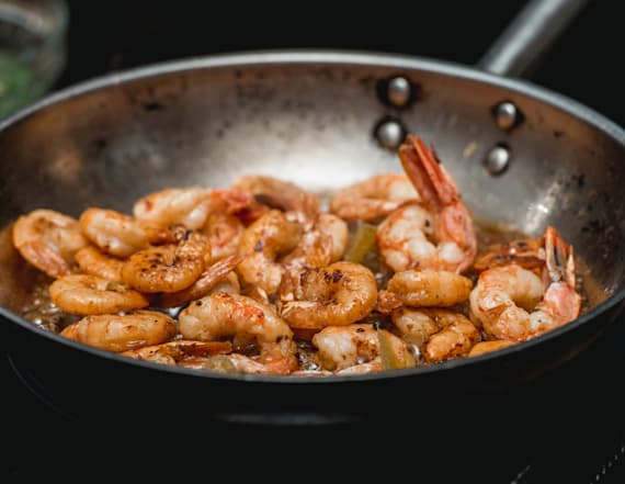 How to cook shrimp perfectly every time
