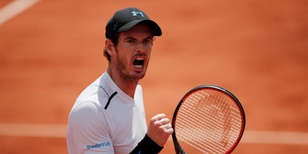 Andy Murray n'est pas N.1 mondial pour rien, la preuve avec ce point de folie contre Karen Khachanov à Roland-Garros