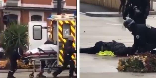 La préfecture du Doubs et l'Académie de Besançon ont formellement démenti la mort d'un lycéen blessé en marge d'une manifestation à Montbéliard.