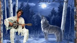 Le loup, l'animal qui colle à la peau de Johnny