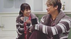 香取慎吾&深キョンのパジャマショットに「新婚さんみたい♪」 こち亀コンビに反響