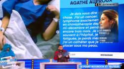 Hanouna réagit à l'annonce d'Agathe Auproux sur son