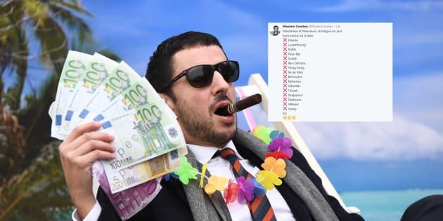 Paradis fiscaux: la contre-liste noire des militants anti-évasion fiscale est nettement plus fournie que celle de l'UE