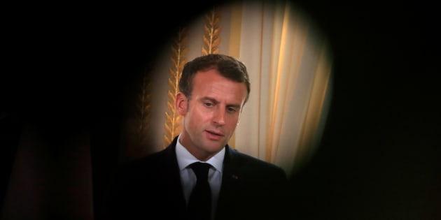 La popularité d'Emmanuel Macron en chute libre pour la rentrée - SONDAGE EXCLUSIF.