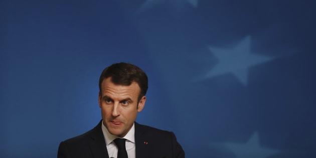 """Dans le baromètre du """"Journal du Dimanche"""", la cote du président de la République chute encore."""