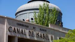 El Canal de Isabel II denuncia un nuevo robo de 8,9 millones de euros de dinero