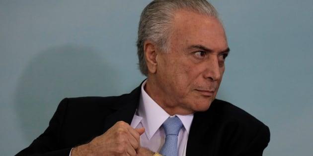 Presidente Michel Temer se recusa a responder 82 perguntas da Polícia Federal sobre delação da JBS.