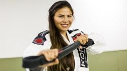 Dia 163: Monique Elias, campeã mundial de