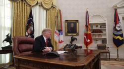Trump vuelve a presionar: cierre de gobierno seguirá hasta que haya muro