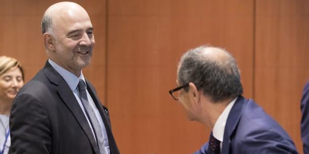 Manovra, oggi e domani Moscovici a Roma