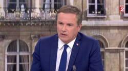 Nicolas Dupont-Aignan soutient Marine Le Pen pour