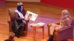 Ces drag queens font la lecture aux enfants (et leur apprennent la