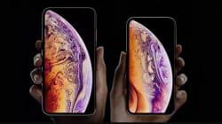 Este es el precio de los nuevos iPhone XS, XS Max y