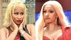 Nicki Minaj Is Now Openly Mocking Cardi B With The Pettiest