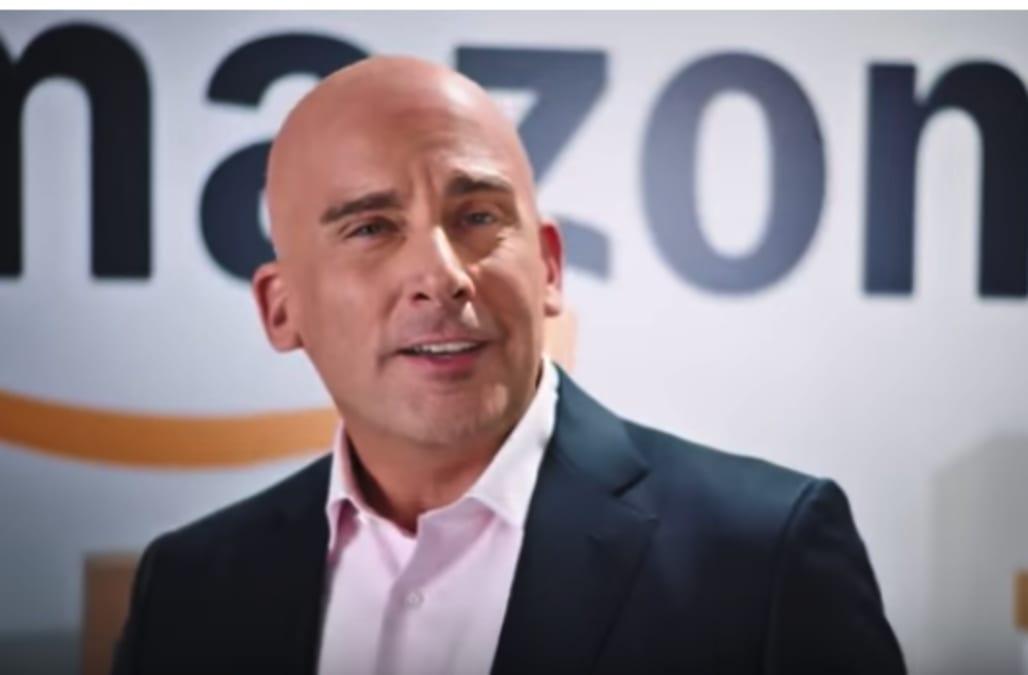Steve Carell S Jeff Bezos Trolls Trump On Saturday Night Live With