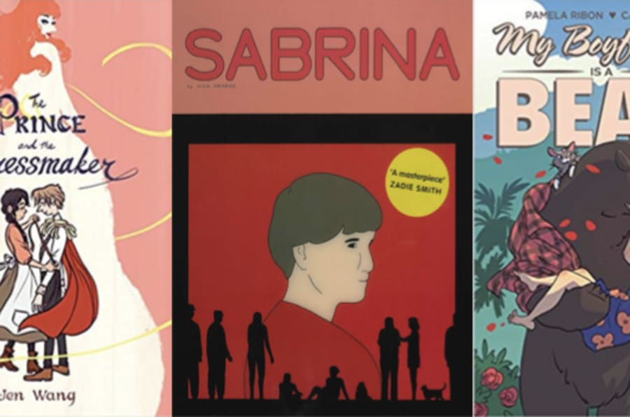 Some of our picks for the best graphic novel of 2018 include 'The Princess and the Dressmaker', 'Sabrina', and 'My Boyfriend is a Bear'.