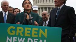 Les démocrates dévoilent leur drastique plan écolo, le