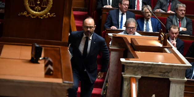 Le Smic augmentera de 1,8%, a annoncé Édouard Philippe lors d'un discours à l'Assemblée nationale.