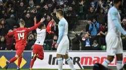 Humilié par les amateurs d'Andrézieux, l'OM éliminé d'entrée de jeu de la Coupe de