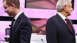Debate INE: AMLO ahora sí se despidió... pero no de Ricardo Anaya