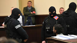 Salah Abdeslam condamné à 20 ans de prison pour tentative d'assassinat terroriste à