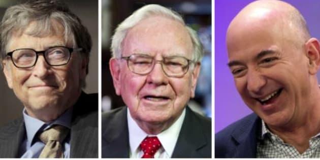 Paperoni sempre più ricchi - Gates sorpassato