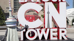 New CN Tower Mascot Frightens/Bores