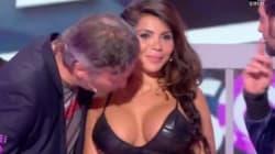 C8 mise en demeure pour le baiser de Jean-Michel Maire sur les seins d'une invitée de