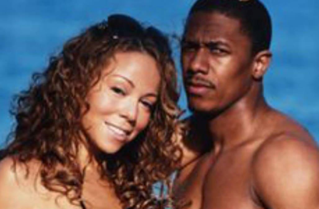 Nick Cannon shares TBT beach photos with Mariah Carey following Bryan Tanaka  PDA pics. Nick Cannon shares TBT beach photos with Mariah Carey following