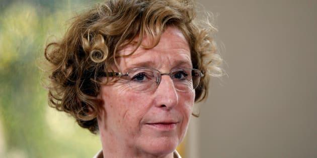Muriel Pénicaud à Paris, le 25 octobre.