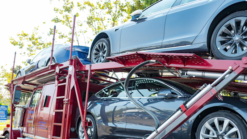 Lean, logistics and Elon: Why aren't Teslas being delivered faster?