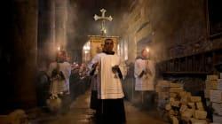 #Fotos: Una visita al Santo