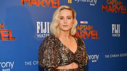 Brie Larson avait un gros problème sur le tournage de Captain