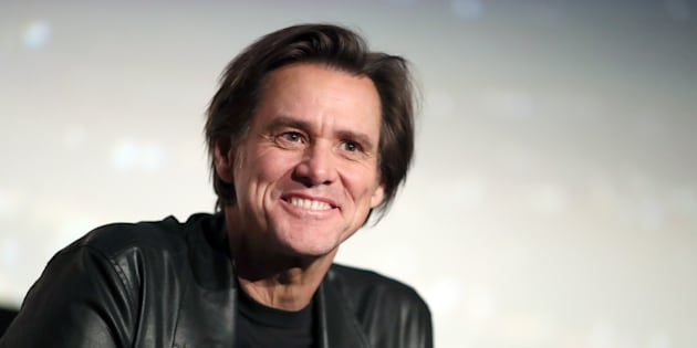 Jim Carrey à Hollywood le 13 novembre 2017.