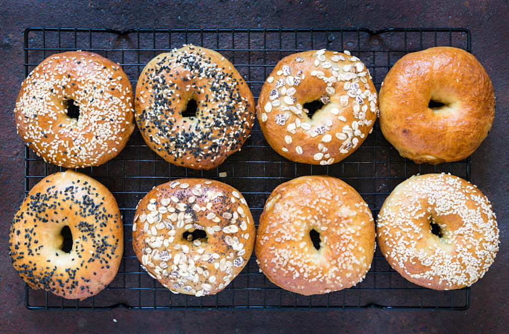 What kind of bagel you are, according to your zodiac sign