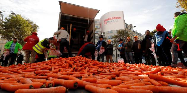 Cette ancienne ministre a une solution pour réutiliser les carottes des buralistes en colère