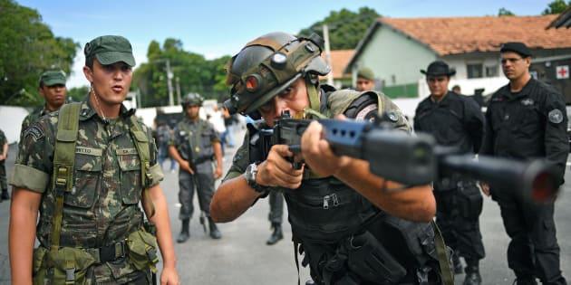 Intervenção no Rio conta com R$ 1,2 bilhão em orçamento da União.